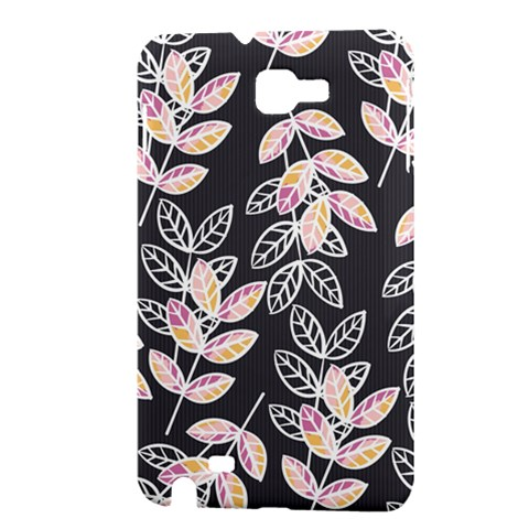 Winter Beautiful Foliage  Samsung Galaxy Note 1 Hardshell Case