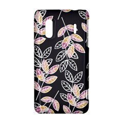 Winter Beautiful Foliage  HTC Evo Design 4G/ Hero S Hardshell Case