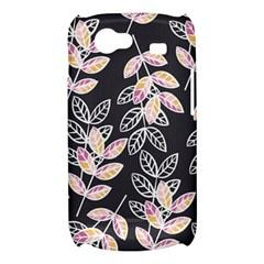 Winter Beautiful Foliage  Samsung Galaxy Nexus S i9020 Hardshell Case
