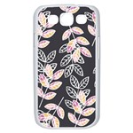 Winter Beautiful Foliage  Samsung Galaxy S III Case (White) Front