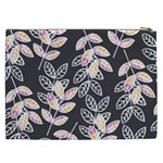 Winter Beautiful Foliage  Cosmetic Bag (XXL)  Back