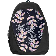Winter Beautiful Foliage  Backpack Bag