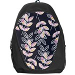 Winter Beautiful Foliage  Backpack Bag Front
