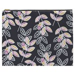 Winter Beautiful Foliage  Cosmetic Bag (XXXL)  Front