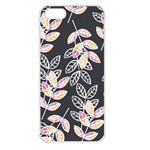 Winter Beautiful Foliage  Apple iPhone 5 Seamless Case (White) Front