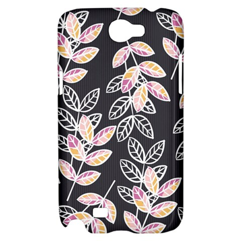 Winter Beautiful Foliage  Samsung Galaxy Note 2 Hardshell Case