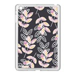Winter Beautiful Foliage  Apple iPad Mini Case (White) Front