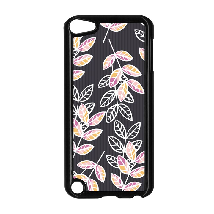 Winter Beautiful Foliage  Apple iPod Touch 5 Case (Black)