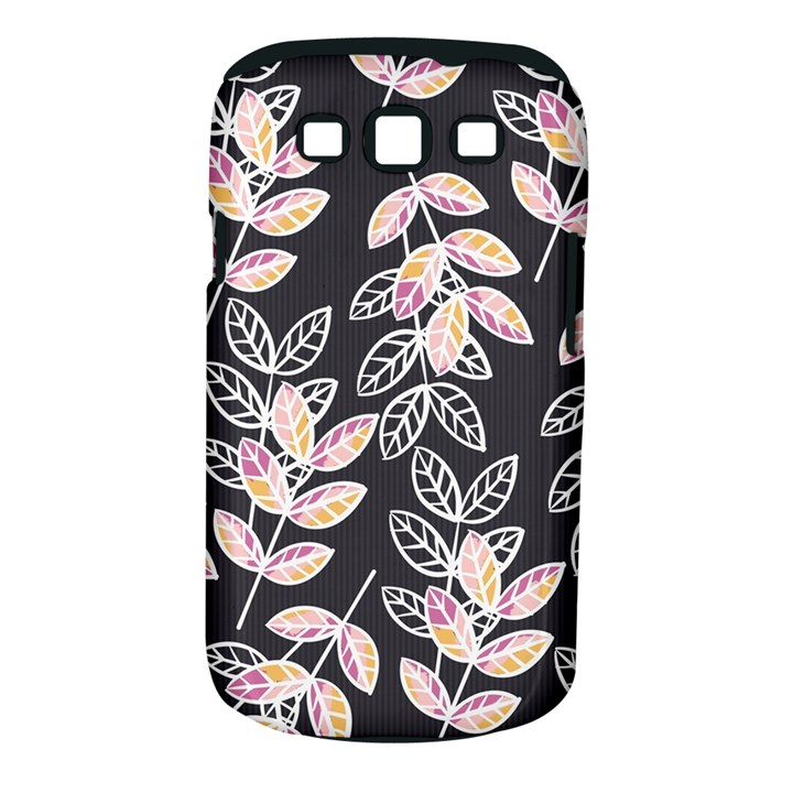 Winter Beautiful Foliage  Samsung Galaxy S III Classic Hardshell Case (PC+Silicone)