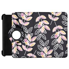 Winter Beautiful Foliage  Kindle Fire Hd Flip 360 Case