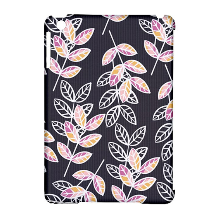 Winter Beautiful Foliage  Apple iPad Mini Hardshell Case (Compatible with Smart Cover)