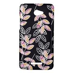 Winter Beautiful Foliage  HTC Butterfly X920E Hardshell Case