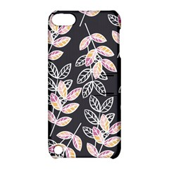 Winter Beautiful Foliage  Apple iPod Touch 5 Hardshell Case with Stand