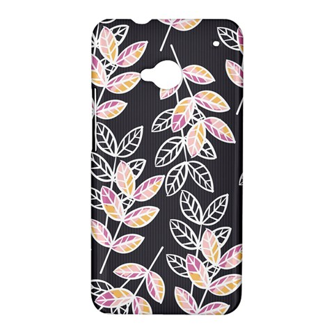 Winter Beautiful Foliage  HTC One M7 Hardshell Case