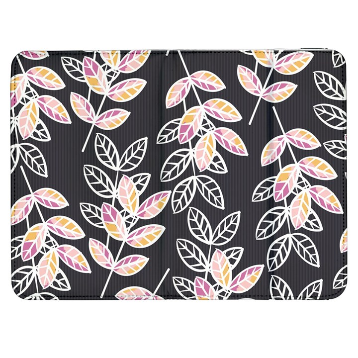 Winter Beautiful Foliage  Samsung Galaxy Tab 7  P1000 Flip Case