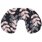 Winter Beautiful Foliage  Travel Neck Pillows Front
