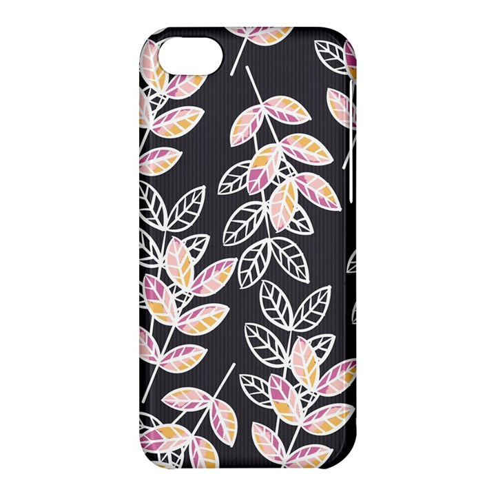 Winter Beautiful Foliage  Apple iPhone 5C Hardshell Case