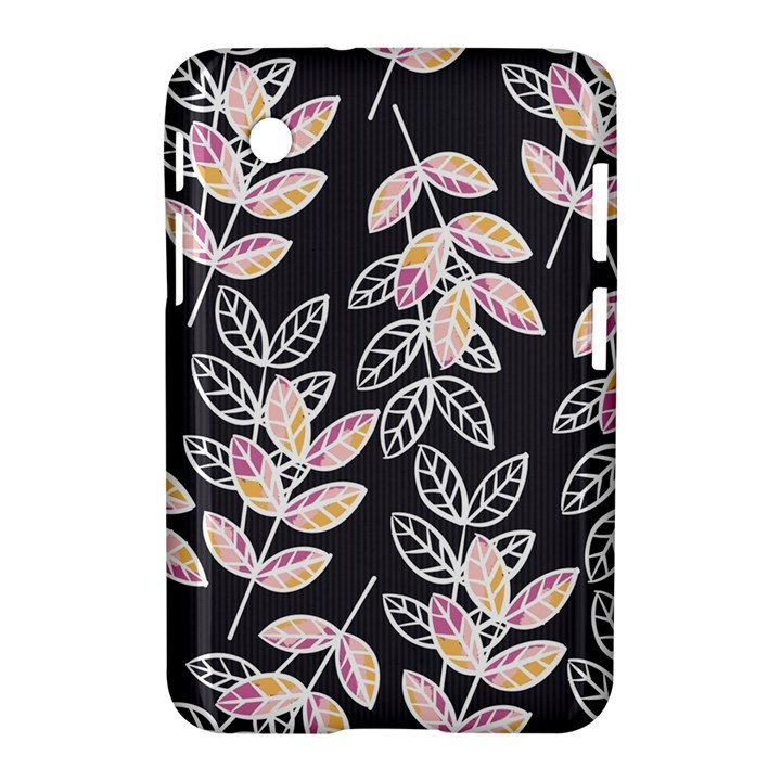 Winter Beautiful Foliage  Samsung Galaxy Tab 2 (7 ) P3100 Hardshell Case