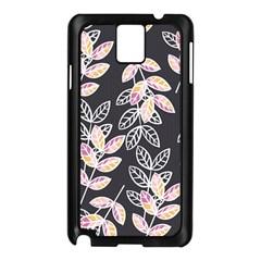 Winter Beautiful Foliage  Samsung Galaxy Note 3 N9005 Case (Black)