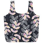 Winter Beautiful Foliage  Full Print Recycle Bags (L)  Front