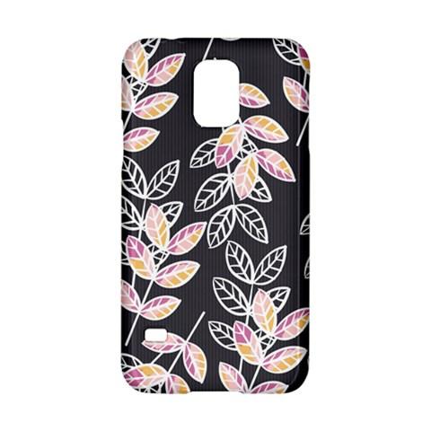 Winter Beautiful Foliage  Samsung Galaxy S5 Hardshell Case