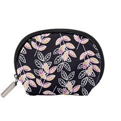 Winter Beautiful Foliage  Accessory Pouches (small)