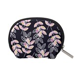 Winter Beautiful Foliage  Accessory Pouches (Small)  Back