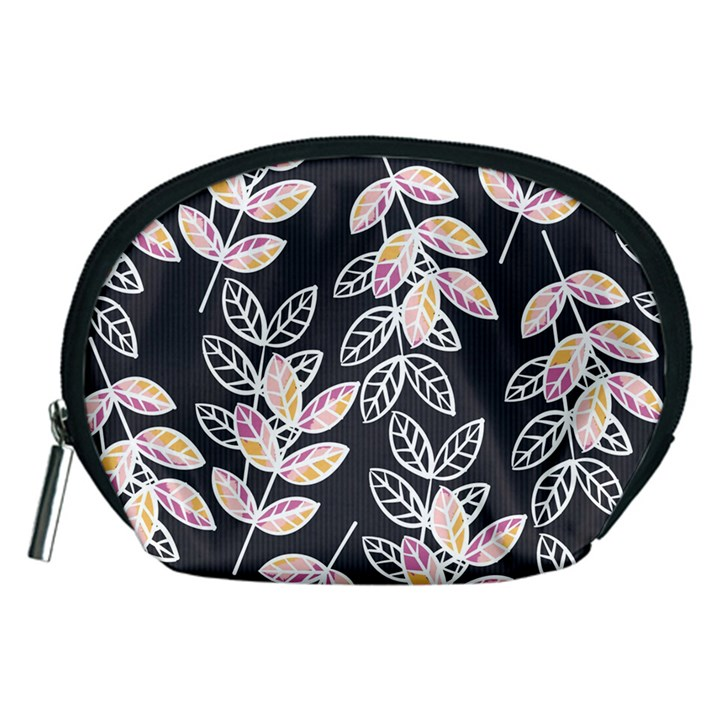 Winter Beautiful Foliage  Accessory Pouches (Medium)