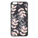 Winter Beautiful Foliage  Apple iPhone 6 Plus/6S Plus Black Enamel Case Front