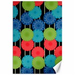 Vibrant Retro Pattern Canvas 20  x 30   30 x20 Canvas - 1