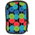 Vibrant Retro Pattern Compact Camera Cases Front