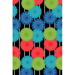 Vibrant Retro Pattern 5 5  X 8 5  Notebooks