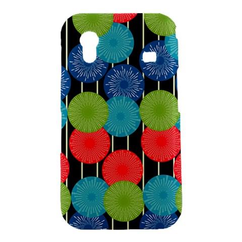 Vibrant Retro Pattern Samsung Galaxy Ace S5830 Hardshell Case