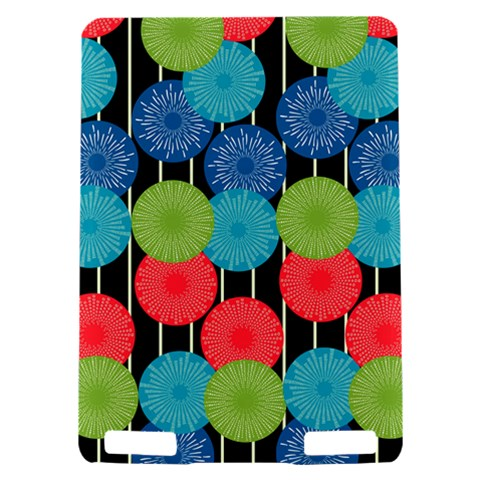 Vibrant Retro Pattern Kindle Touch 3G