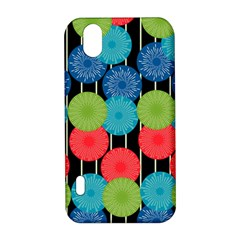 Vibrant Retro Pattern LG Optimus P970