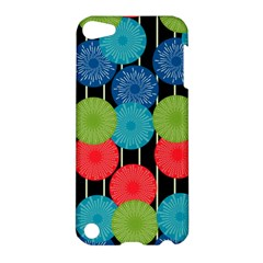 Vibrant Retro Pattern Apple iPod Touch 5 Hardshell Case