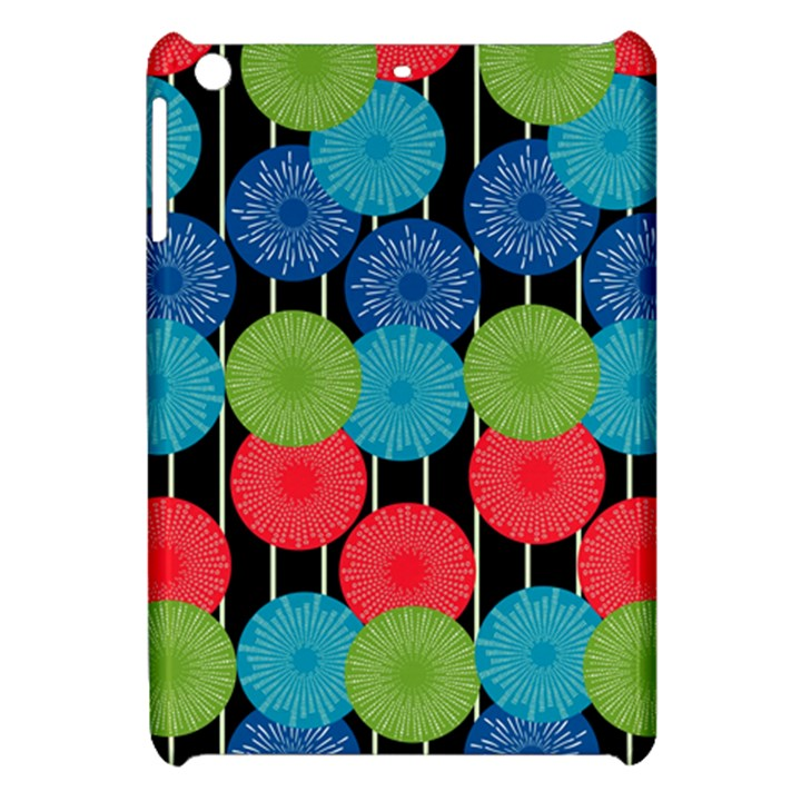 Vibrant Retro Pattern Apple iPad Mini Hardshell Case