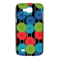 Vibrant Retro Pattern Samsung Galaxy Premier I9260 Hardshell Case