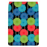 Vibrant Retro Pattern Flap Covers (L)  Front