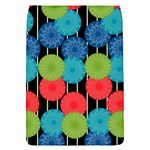 Vibrant Retro Pattern Flap Covers (S)  Front