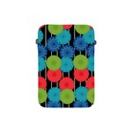 Vibrant Retro Pattern Apple iPad Mini Protective Soft Cases Front