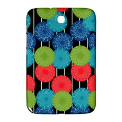 Vibrant Retro Pattern Samsung Galaxy Note 8 0 N5100 Hardshell Case