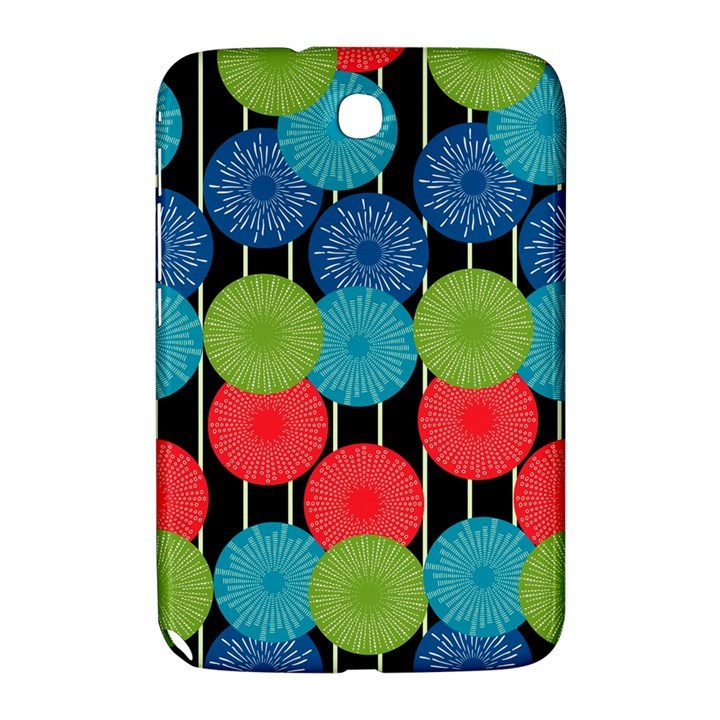 Vibrant Retro Pattern Samsung Galaxy Note 8.0 N5100 Hardshell Case