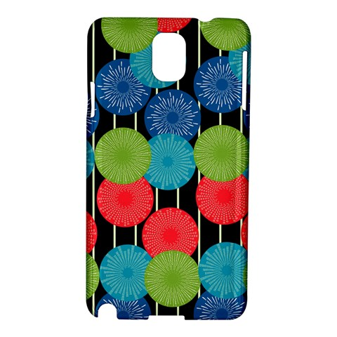 Vibrant Retro Pattern Samsung Galaxy Note 3 N9005 Hardshell Case