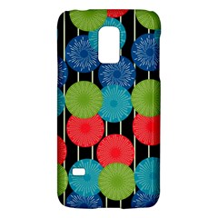 Vibrant Retro Pattern Galaxy S5 Mini