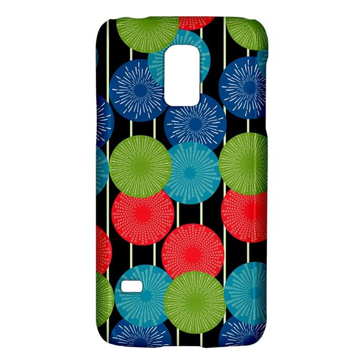 Vibrant Retro Pattern Galaxy S5 Mini