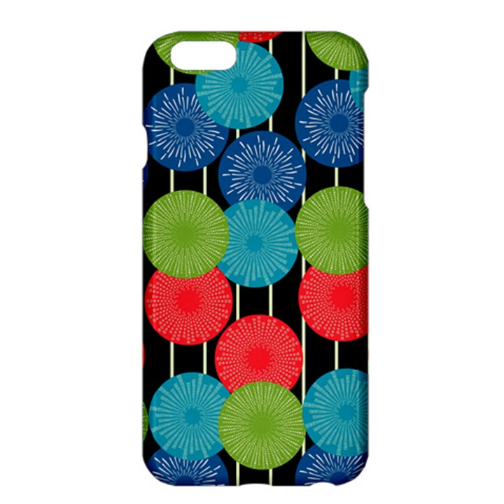 Vibrant Retro Pattern Apple iPhone 6 Plus/6S Plus Hardshell Case
