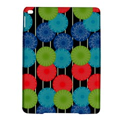 Vibrant Retro Pattern iPad Air 2 Hardshell Cases
