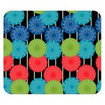 Vibrant Retro Pattern Double Sided Flano Blanket (Small)  50 x40 Blanket Front
