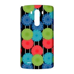 Vibrant Retro Pattern LG G3 Back Case
